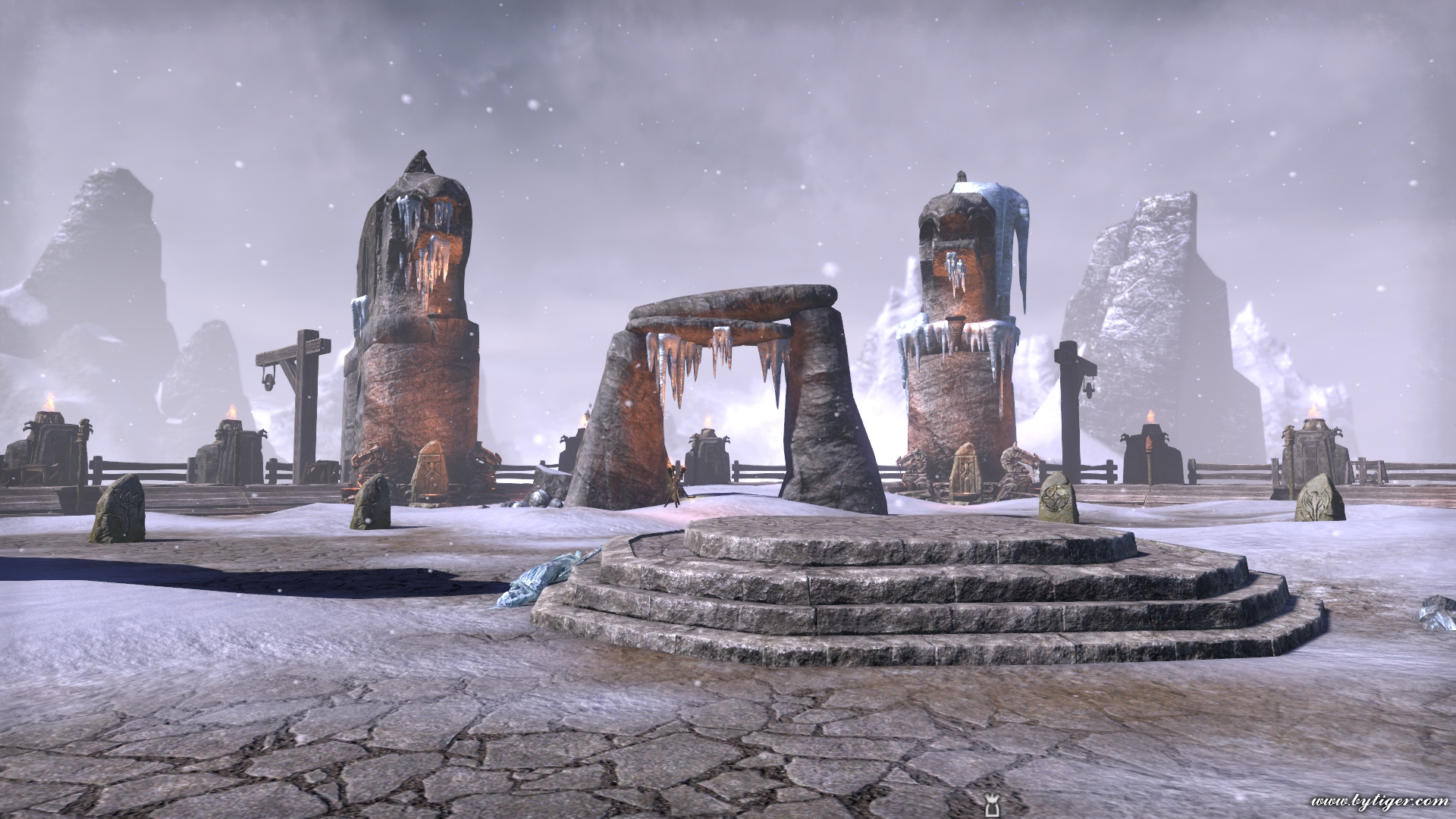 Direfrost Keep, Eastmarch