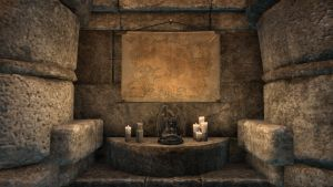 Nice... I should make something like this in my home. :) (somewhere in Enclave of the Hourglass)