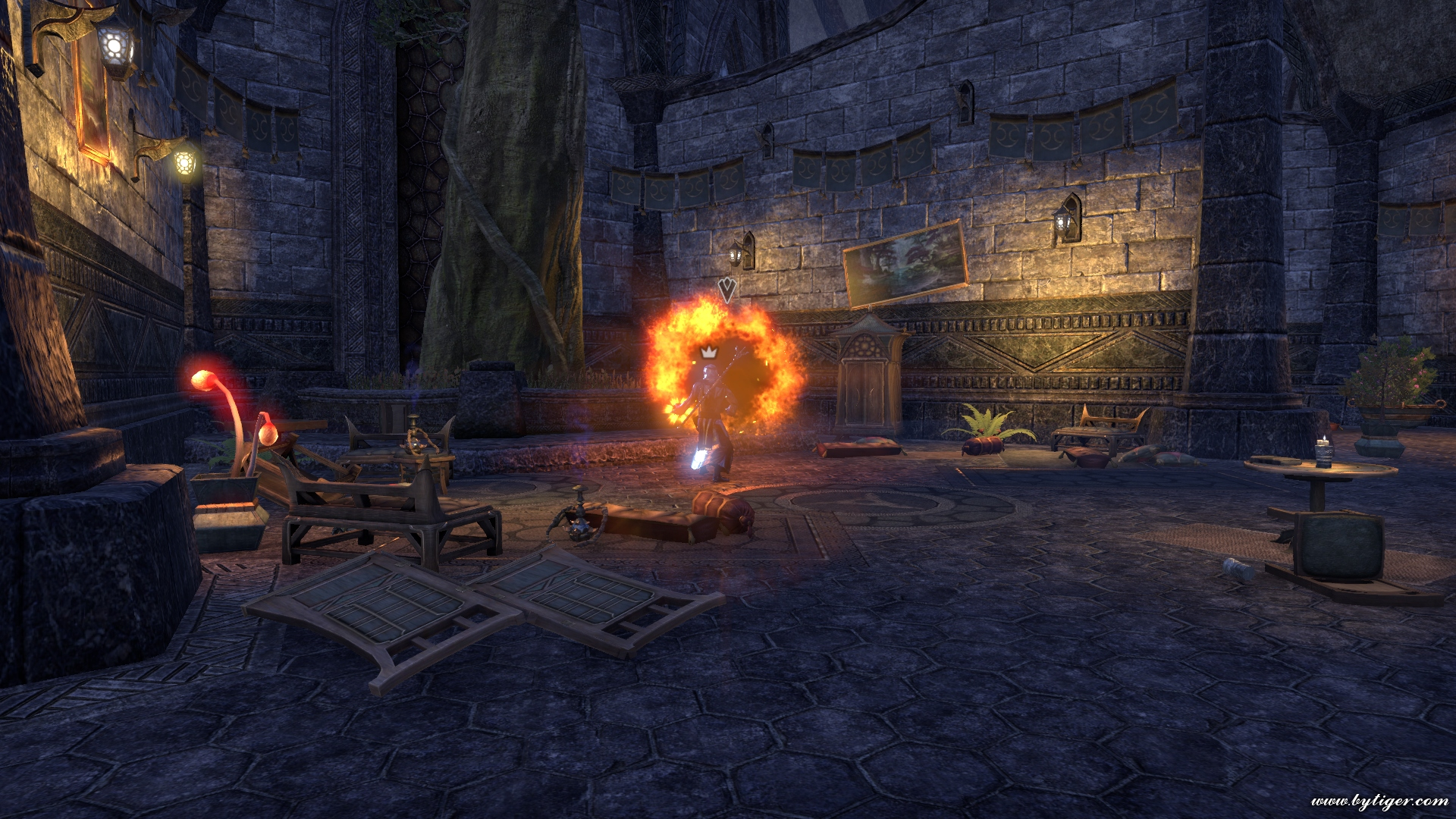 Mix of ESO Screenshots